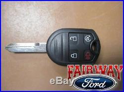 11 thru 14 Edge OEM Genuine Ford Remote Starter Kit Single Key FACTORY NEW