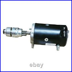 12V Starter with Drive C3NF11002D Fits Ford Tractor NAA 501 600 601 660 701 800 80