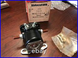 1964-73 Ford Mustang GT Mach 1 Shelby Mercury Cougar NOS STARTER SOLENOID RELAY