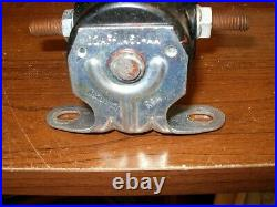 1964-73 NOS Ford MUSTANG BOSS 429 302 SHELBY STARTER SOLENOID RELAY