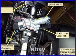 2007 2010 Ford Edge 100% Plug & Play Remote Start Car Starter
