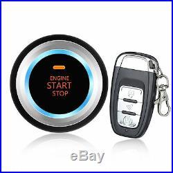 8 X Car One Key Start Keyless Entry Engine Starter Push Button Upgraded Version