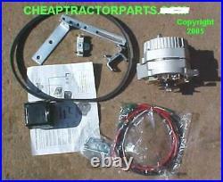 9n 2n 8n Front Mount Ford Tractor 12v Conversion Kit