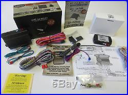 Add-On Remote Starter + Bypass Kit For FORD Expedition / Uses Factory Remotes