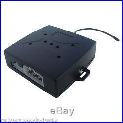 Auto Car Alarm System PKE Passive Keyless Entry Engine Start Push Button Remote