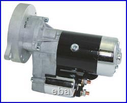 BLACK Ford SB & BB V8 3.0 HP High Torque Starter 62-78 289-302-351W 390 460 FE
