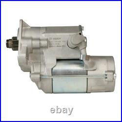 Bosch Starter Motor For Mazda BT-50 UN 3.0L Turbo Diesel WEAT 11/06 08/11