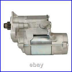 Bosch Starter Motor For Mazda Bongo SG 2.5L Turbo Diesel WL-T 06/95 09/04