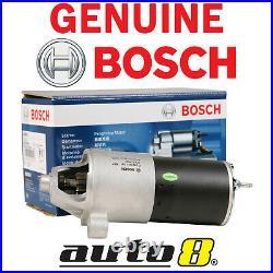Bosch Starter Motor for Ford Fairlane NC NF NL AU 5.0L V8 Windsor 1991-2003