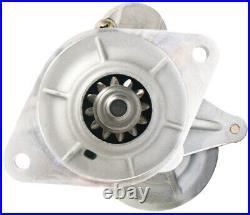 Brand New Starter Motor for Ford F350 Super Duty 7.3L Diesel 444cu. In 1999-2007