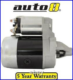 Brand New Starter Motor for Mazda 121 DA DB DW 1.3L 1.5L Petrol B3 B5 1987-2002