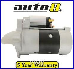 Brand New Starter Motor for Mazda Bongo SG 2.5L Turbo Diesel WL-T 06/95 09/04