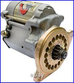 CVR Starter Motor 5055 Protorque Satin 1.9hp Denso GR for Ford 289/302/351W SBF