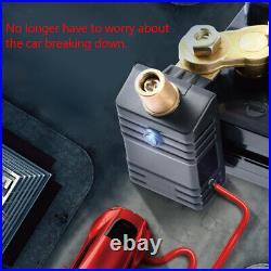 Car Power Start Helper Car No Electric Starter Save Limit Car Battery Power Kit