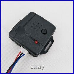 Car Push Start Button Remote Starter Keyless Entry PKE Alarm System RFID Engine