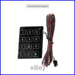 EASYGUARD plug & play CAN BUS kit for Ford F150 push button start remote starter