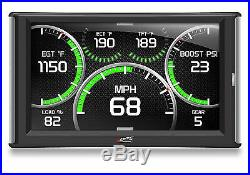 Edge Products Insight CTS2 84130 Touch Screen Monitor & Gauge incl EAS EGT Probe