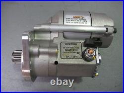 FORD ESCORT MK1, Mk2, XFLOW WOSP STARTER MOTOR, HIGH TORQUE, GRP4, HISTORIC