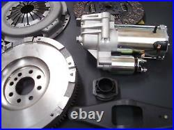 Flywheel And Clutch Kit With Starter Motor For Ford Transit 2.4