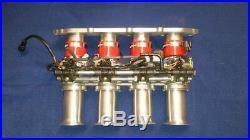 Ford Crossflow 1300-1700 Bike Throttle Bodies Kit GSXR 38mm STARTER PACK
