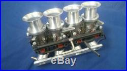 Ford Duratec 1.8/2.0/2.3 Bike Throttle Bodies Kit ZX10R 44mm STARTER PACK