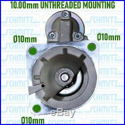 Ford Escort Mk2 Rs2000 2.0 Ohc Pinto Uprated Bosch-type 1.6kw New Starter Motor