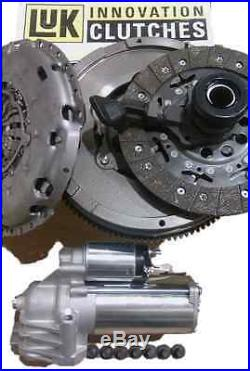 Ford Mondeo St 2.2 Tdci Luk Dual Mass Flywheel, Starter, Clutch, Csc And Bolts