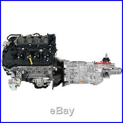 Ford Performance Gen 3 5.0L Coyote Power Module With 6 Speed Manual Transmission