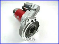 Ford SBF, BBF, FE 260-460 High Torque Starter 3HP Auto Trans Red D32208R