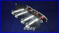 Ford ST170 Bike Throttle Bodies Kit ZX10R 44mm STARTER PACK