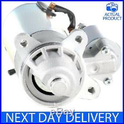 Ford XLD 1.6 & 1.8 Xld418 Xld416 Diesel Outboard Engine Heavy Duty Starter Motor