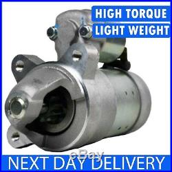 Ford Yb Cosworth 2wd High Torque Starter Motor M10 Threaded For T5