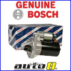 Genuine Bosch Starter Motor for Ford F100 250 4.1L Auto Manual 1970 1985