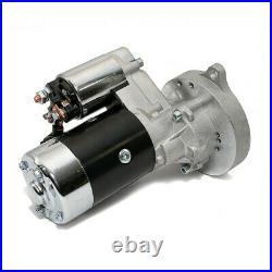 Heavy Duty SBF BBF Ford Engines Black Starter 302 351W 351C 390 FE 429 460 3HP