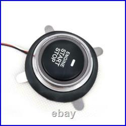 Keyless Entry Car Engine Start Alarm System Kit Push Button Remote Starter Stop