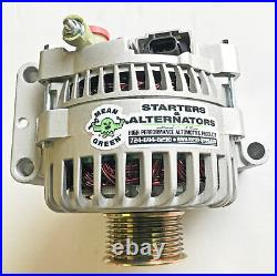 Mean Green High Output Alternator For 2003-2005 Ford 6.0L Powerstroke Super Duty
