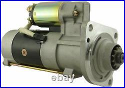 NEW STARTER fits 1994-2000 FORD POWERSTROKE 7.3 F-SERIES HD PICKUP F250 M8T50072