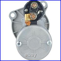 NEW STARTER for FORD TRACTOR 2000 3000 4000 5000 6000 DIESEL HIGHER TORQUE