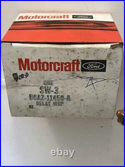NOS MOotorcraft D2AF-11450-AA SW-3 1972 1973 Mustang Cougar Starter Relay