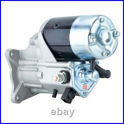 New 10t Starter Fits Ford Tractor 5600 5610 5900 6600 6610 6700 63227569 26211m