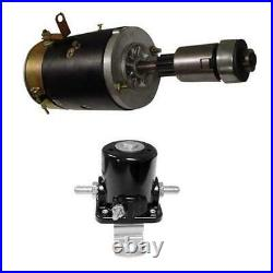 New 6v Starter and Drive with Solenoid fit Fits Ford 9N 8N11001 8N11002 9N11001