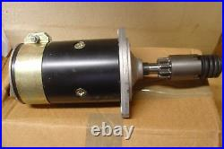New Ford Escort Twin Cam Starter Motor 9 Tooth Pinion