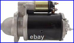 New Ford Tractor Starter Fits 4100 4630 5030 5600 6600 7000 1 Year Warranty