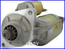 New Gear Reduction Starter fits Ford F-350 Super Duty 7.3L V8 Diesel 2001 2003