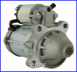 New Starter Fits Ford F-150 5.0l 2013-2015 Expedition 5.4l 2013-14 Dl3t-11000-aa