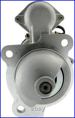 New Starter Fits Ingersoll Rand VR-1056 VR-843 VR-1044 4BT 3.9 1 Year Warranty