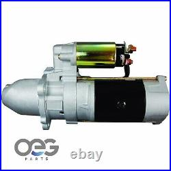 New Starter For ForD E- F- Series 6.9 & 7.3 Diesel High Torque 1985-94