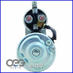 New Starter For Ford Fusion 2.3L 2.5L 2006-2010 Mercury Milan 2.3L 2.5L 06-10