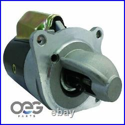 New Starter For Ford & New Holland Farm Tractor 2000 3000 5000 Series 60-83
