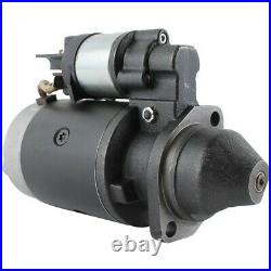 New Starter Ford New Holland Compact Tractor 1000 1500 1600 1700 1900 1910 2110